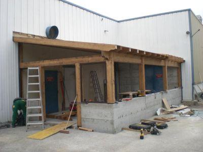 Construction extension garages stb tous travaux de for Extension travaux
