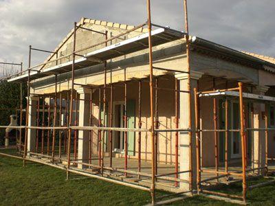construction introduction stb tous travaux de gros. Black Bedroom Furniture Sets. Home Design Ideas